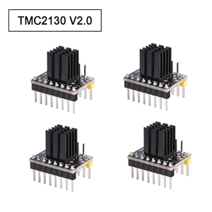 BIGTREETECH Step Motor Driver TMC2130 V2 0 Stepper Motor Driver Silent  SPI/DIR/STP Kit 3D Printer Parts
