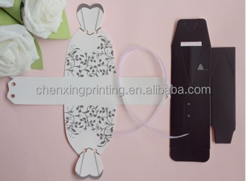 Caja vestido de novia