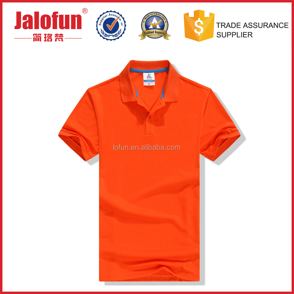 christmas discount Custom printed men polo t shirt guangzhou factory