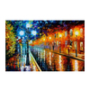 High quality customize size scenery landscape 100% hand painted oil painting on Canvas wholesale