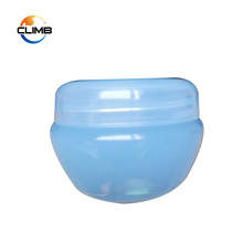 Beauty Empty 50ml 80ml Face Cream Jar Cute Cosmetic Cream Container Plastic,Lip Balm Round 20ml 30ml Cream Jar