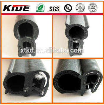 Epdm Extruded T Shaped Rubber Seal In China Manufacturers