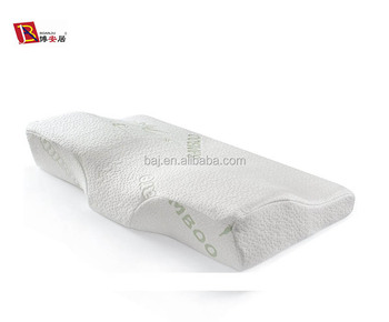 Orthopedic Design Pillow For Neck Pain ReliefCervical Contour Bed