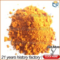 color pigment ci77492 yellow iron oxide with high tinting strength for coating/paint/concrete tiles
