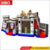 Factory direct PVC material jumping castle inflatable bouncer slide combo for children
