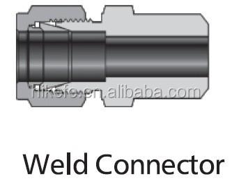 Swagelok Compression Fittings Double Ferrule Fitting Weld