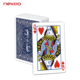 BKPC01 NFC Waterproof Cheap Plastic PVC RFID Customized Playing Card Poker Card No Minimum