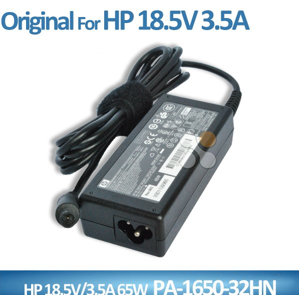 Oem laptop Charger for HP 65w 18.5v 3.5a 463958-001 519329-001 608425-003 609939-001 AC Adapter