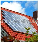 High efficience Ground or Rooftop mounting Home station On/Off grid solar power system with commisioning 5000 w