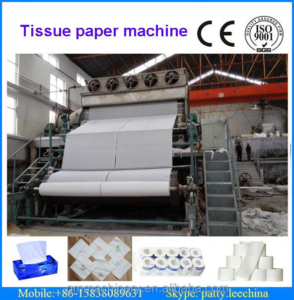 Макет утилизации из бумаги