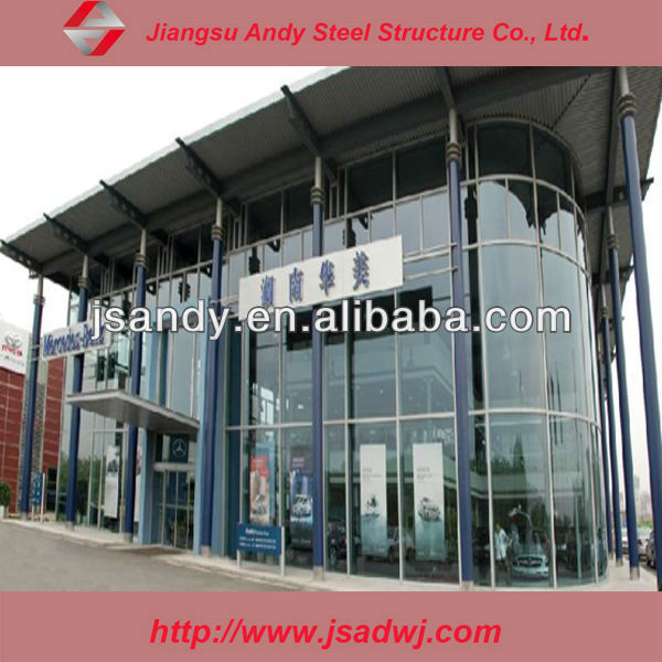Cheap Curtain Wall Price/Visible Aluminum Frame Glass CurtainWall/Glass Curtain Wall Price