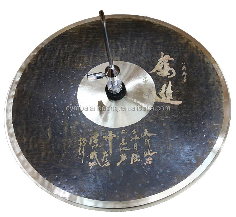 Handmade signated Customized Cymbal 20ride for sale