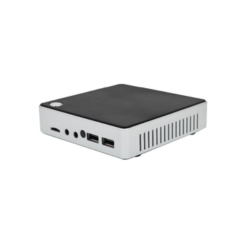 fanless smart station pc quad core with cheap prices, with ATOM processor z3735f and mini size looks very special.