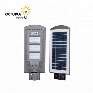 Professional Design 50W Solar Street 150 Watt Led Light