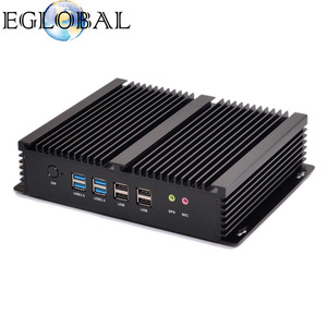 Industrial mini PC Windows XP with Intel dual Core i3 - 4010ul 1.7G Intel HD4400 r