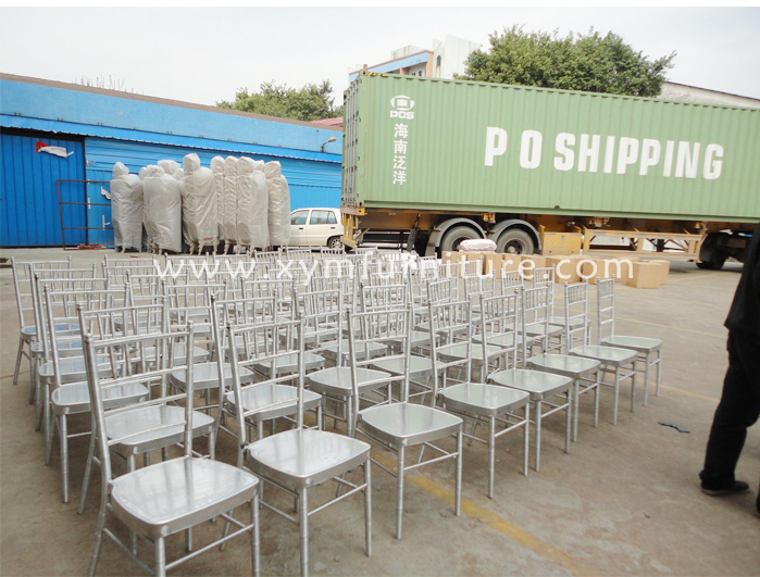 New design ballroom chair/ wood sillas tiffany for ceremony
