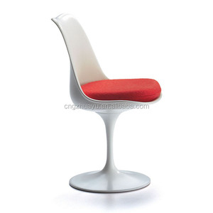 Wholesale Swivel Fiberglass Tulip Chair Cushion