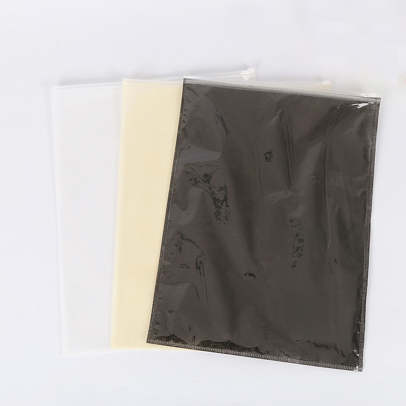 China manufacturer polybags for garments with zipper lock