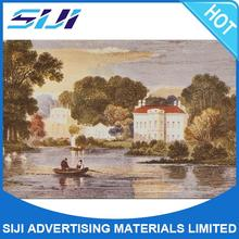 Professional canvas oil painting material made in China
