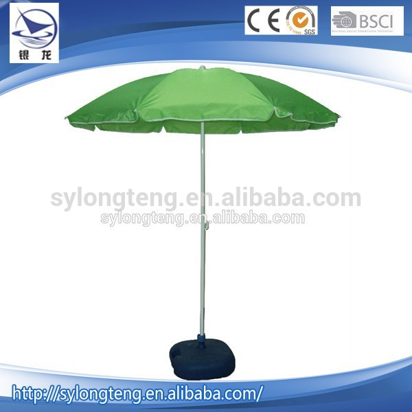 Fashion Sun and rain Garden folding beach umbrella