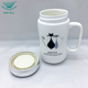Wholesale promotional high quality white coffee ceramic mug cup