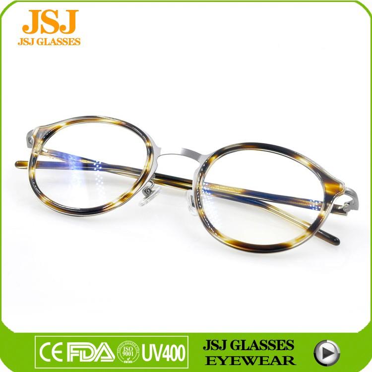 2016 Japan Designer Acetate Optical Frame Handmade Eyewear Glasses ...