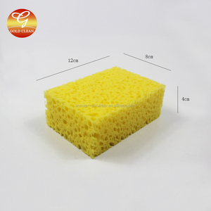 Hot Sell Seaweed Sponge Promotional Cleaning Car Wash Sponge