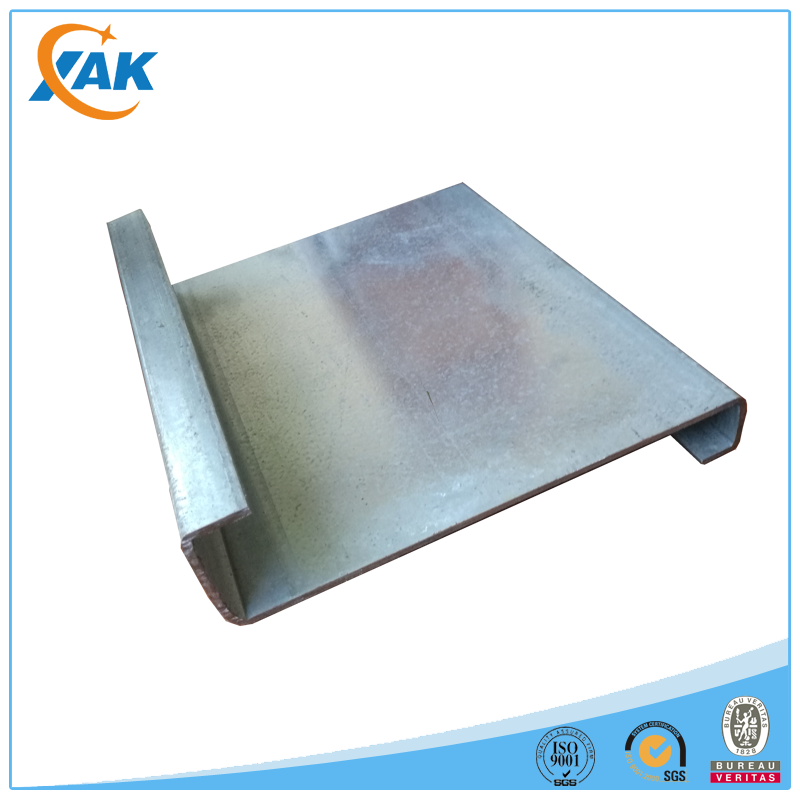 Multifunctional galvanized structural steel profiles with great price