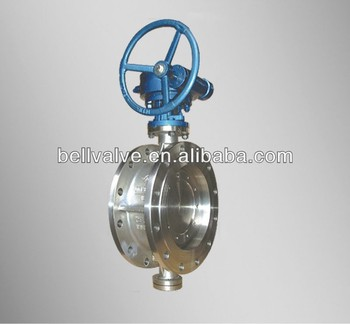 Motor operated double eccentric butterfly valve buy for Motor operated butterfly valve