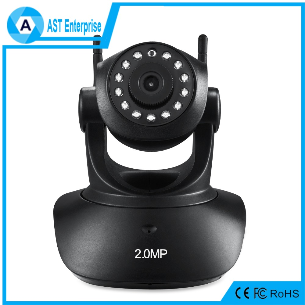 1080P PTZ IP Camera P2P Indoor PAN TILT Onvif Wifi Security Baby Monitor Support 128GB card