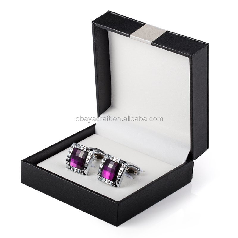 wholesale cufflink boxes wholesale cufflink boxes suppliers and at alibabacom - Cufflink Box