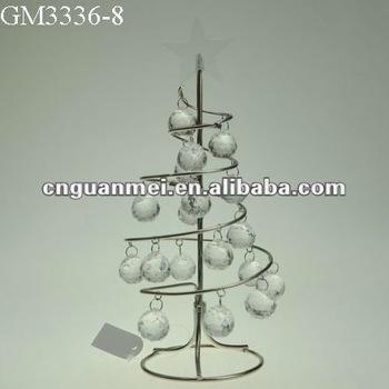 weihnachten neuheit produkt spirale metalldraht weihnachtsbaum buy metalldraht weihnachtsbaum. Black Bedroom Furniture Sets. Home Design Ideas
