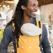 Ergonomic Free-to-Grow Baby Carrier Baby Carrier Backpack