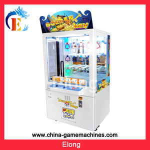 2016 Hot sale! personalized gift making machine/toy catch machine