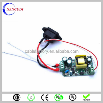 pcb circuit board wiring harness cable assembly with 3pin power rh alibaba com Wire Harness Board Layout Wire Harness Board Accessories