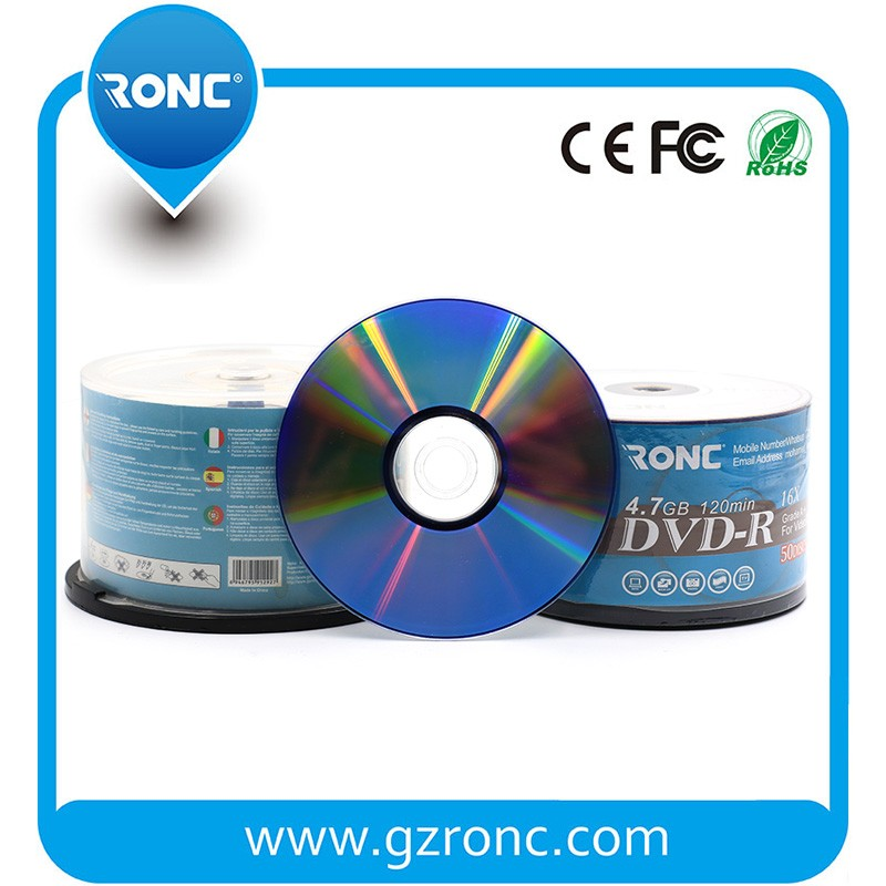 50pcs/cake box packing blank cd price a grade Certification