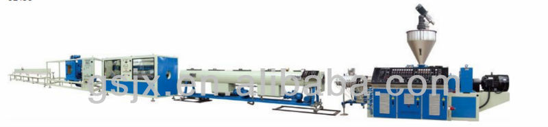 Sewage/Drainage Application PVC Pipe Machine With Price