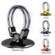 3 in 1 Universal Mobile Cell Phone Mini Ring Stand Car Holder,Finger Grip Phone Holder, Air Vent Mount