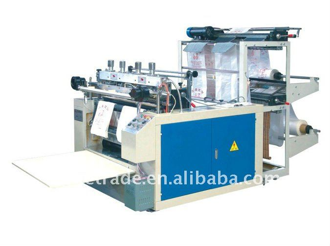 DFR-600,700 Computer Heat-sealing&Heat-cutting Bag-making Machine(Double photocell)