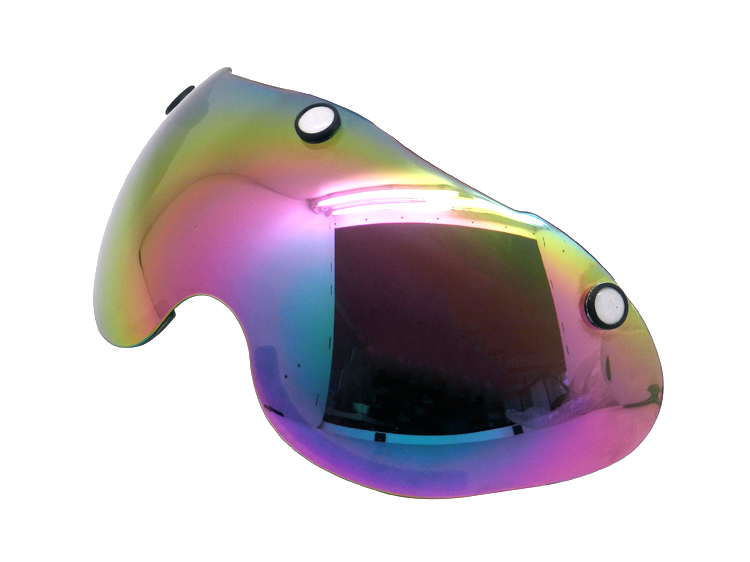 High Quality Multi-functional Cycle Helmet With Magnetic Eye Shield 7