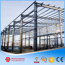 Low cost housing solutions prefab steel warehouse structure pre-engineered building materials construction products supplier