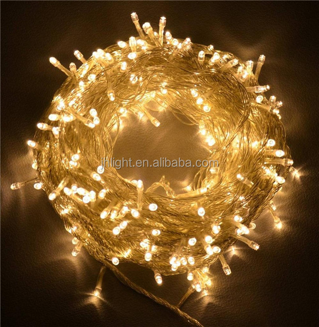 Warm White 100 Led Garland Lights For Christmas,Christmas Decor ...