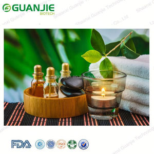 GMP Approved Natural glass perfume bottles