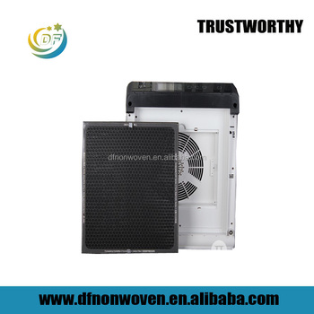 Industrial home dehumidifier use formaldehyde odor removal honeycomb air activated carbon filter manufacturer from China