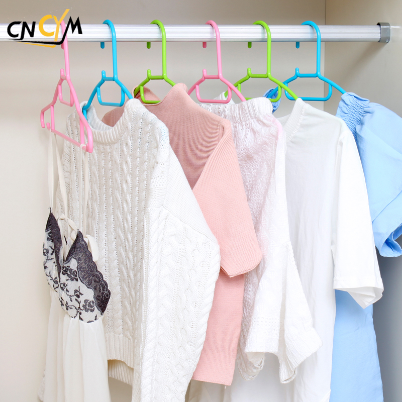 Plastic recycled cardboard Clothes Hanger pvc coat rattan hanger