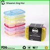 Food Storage Containers for Kids and Adults, Set of 6, high quality Bento Lunch Box