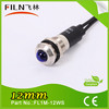 Diameter 12mm 220v green color signal sos light with wire best quality