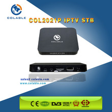 Nuovo arrivo Quad core cpu <span class=keywords><strong>iptv</strong></span> set top box tv Android wifi