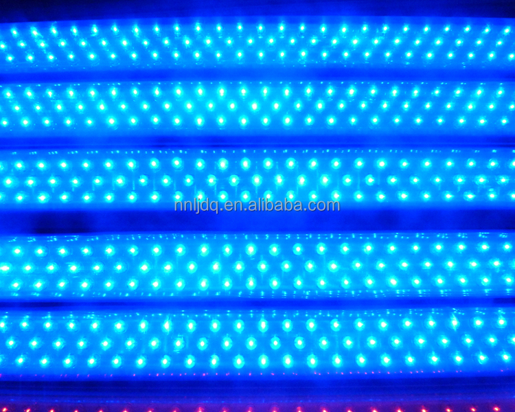 Wholesale High Lumen 2ft/0.6m Led Grow Tube T8 Led Grow Light Tube ...