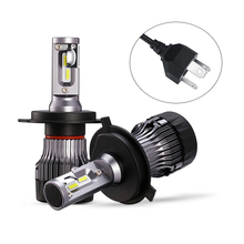 2020 Baru Kedatangan LED Headlight <span class=keywords><strong>Konversi</strong></span> Kit 6500K 5000lm Plug & Play Mini LED <span class=keywords><strong>Lampu</strong></span> Bohlam Pengganti Bohlam <span class=keywords><strong>Halogen</strong></span>